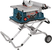Bosch Power Tools Worksite Table Saws w/Stands