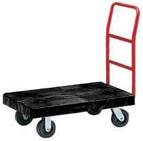 Rubbermaid Commercial Platform Trucks