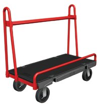 Rubbermaid Commercial A-Frame Panel Trucks