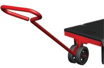 Rubbermaid Commercial Semi-Live Skid Jacks