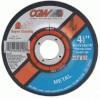 CGW Abrasives Super Quickie Cut™ Depressed Center Wheels, Type 27