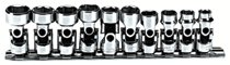 Proto® Torqueplus™ 12 Piece Metric Universal Socket Sets