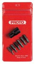 Proto® 7 Pc. Torx® Bit Sets