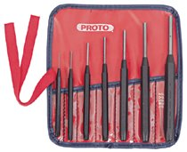 Proto® 7 Pc. Drive Pin Punch Sets