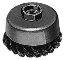 Milwaukee® Electric Tools Knot Wire Cup Brushes
