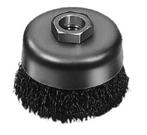 Milwaukee® Electric Tools Crimped Wire Cup Brushes