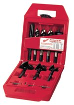 Milwaukee® Electric Tools Plumbers' Bit Kits