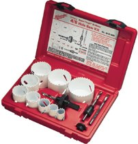 Milwaukee® Electric Tools Hole Saw Kits