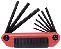 Proto® 9 Pc. Folding Hex Key Sets