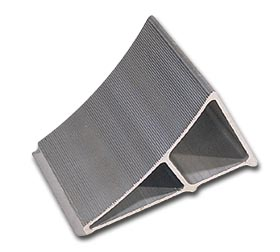 ALUMINUM EXTRUDED WHEEL CHOCKS