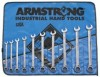 Armstrong Tools 10 Pc. Geared Combination Wrench Sets