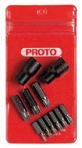 Proto® 11 Pc Torx® Bit Sets