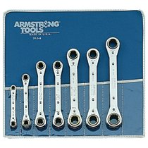 Armstrong Tools Metric Ratcheting Box Wrench Sets