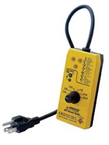Greenlee® GFCI and Circuit Testers