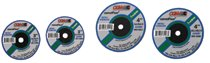 CGW Abrasives Fast Cut - Type 1 Depressed Center Wheels