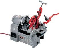 Ridgid® Model 1215 Power Threading Machines
