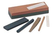 Norton Triangular Abrasive File Sharpening Stones