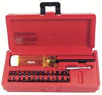 Proto® 28 Pc Magnetic Screwdriver Bit Sets