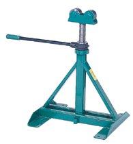 Greenlee® Ratchet-Type Reel Stands