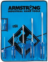 Armstrong Tools 6 Pc. Standard Screwdriver Sets