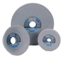 Norton Type 35 Plate Mounted Disc Vitrified Grinding Wheels