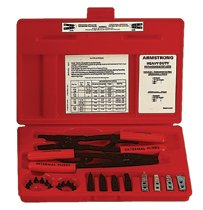 Armstrong Tools Heavy Duty Retaining Ring Pliers Sets