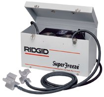 Ridgid® SuperFreeze™ Pipe Freezing Tools