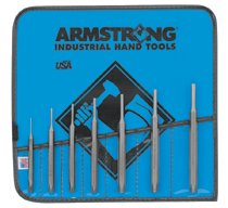 Armstrong Tools 7 Piece Standard Pin Punch Sets