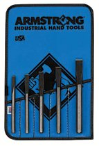 Armstrong Tools 5 Pc. Cold Chisel Sets