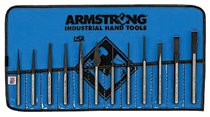 Armstrong Tools 12 Pc. Punch & Chisel Sets