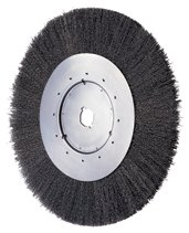 Advance Brush Narrow Face Crimped Wire Wheel Brushes