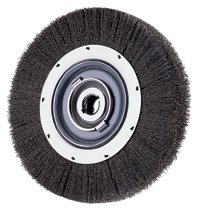Advance Brush Medium Face Crimped Wire Wheel Brushes