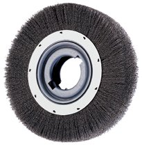 Advance Brush Wide Face Crimped Wire Wheel Brushes