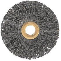 Advance Brush Tube Center Crimped Wire Wheel Brushes