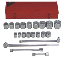 Wright Tool 21 Piece Standard Socket Sets