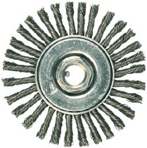 Advance Brush Full Cable Twist Knot Wheels