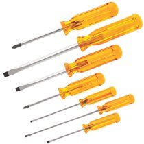 Klein Tools 7 Pc. Combination Screwdriver Set