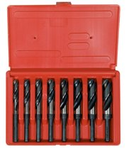 """Irwin® 1/2"""" Reduced Shank Silver and Deming HSS Drill Bit Sets"""