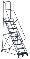 Louisville Ladder® Rigid Casters