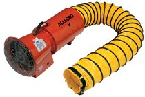DC Axial Blowers w/Canister