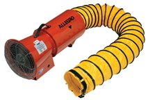 AC Axial Blowers w/Canister