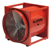 Allegro® AC Com-Pax-Ial Blowers w/Canister