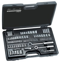 Blackhawk™ 82 Piece Standard and Metric Socket Sets