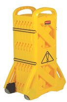 SAFETY BARRIERS & FENCES