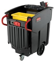 Rubbermaid Commercial Mega Brute® Mobile Waste Collectors