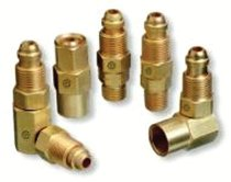 Western Enterprises Inert Arc Hose & Torch Adapters