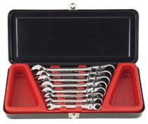 Blackhawk™ 8 Pc. Locking Flex-Head Geared Wrench Sets