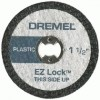 EZ Lock Cut-Off Wheels