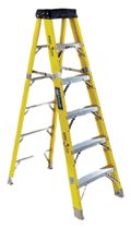 Louisville Ladder® FS1100HD Series Rhino 375™ Fiberglass Step Ladders