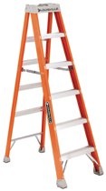 Louisville Ladder® FS1500 Series Fiberglass Step Ladders